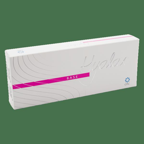 Филлер гиалуроновой кислоты Hyalax Base