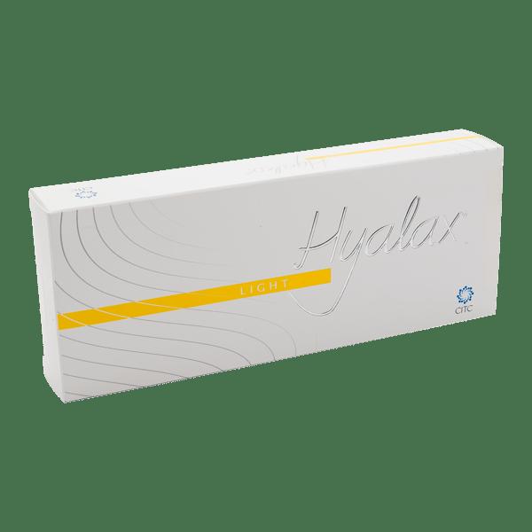 Филлер гиалуроновой кислоты Hyalax Light